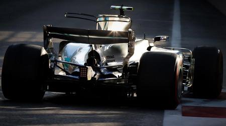 """[2017 F1] 해밀턴 """"타이어 전혀 작동 안 했다."""""""