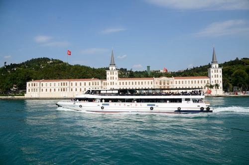 터키 - 보스포러스 해협