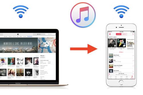 홈공유로 맥 → 아이폰 음악 스트리밍하기(Mac to iPhone)