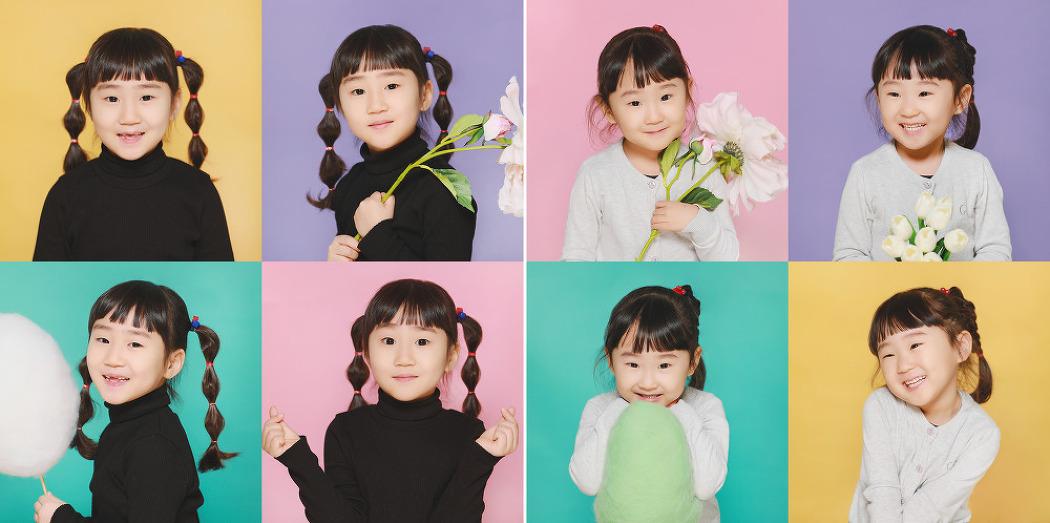 대전 형제, 자매 사진촬영도 화보처럼 특별하게