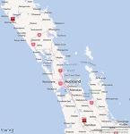 자동차타고 돌아본 50여일간의 뉴질랜드 전국일주 38회 Napier-Hamilton-AcklandKai Iwi Lakes