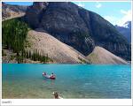 [캐나다] 5. 호수의 빛을 만끽하다