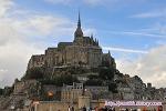 바다 위의 수도원, 몽생미셸(Mont St-Michel)을 찾아서..