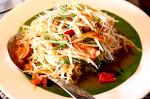 태국뷔페와 다양한 태국 현지음식