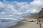 샌디에고의 누드비치, 블랙비치(Black's Beach)