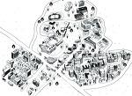 고대 캠퍼스 지도