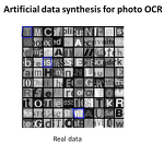 48. 머신러닝 시스템 예제 : Aritificial data synthesis