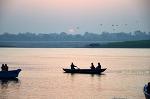 인도여행- 바라나시의 일출(Sunrise in Varanasi)의 감동