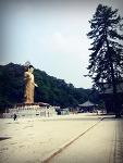 속리산 법주사와 서울의 대형교회