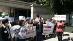 성폭력가해자의 일방적인 후원/기부 감경요인 배제 촉구 기자회견 후기