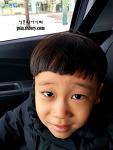 아들 머리 자른 날 - 7세/남자아이/광주풍암 HSTYLE 헤어살롱