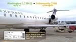 [180324] 워싱턴DC -인디애나폴리스 (IAD-IND), 유나이티드 항공 (UA6193), CRJ-700 탑승기