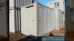 사천컨테이너   / 필수 공간의 마련 _샤워실, 화장실, 그리고 휴게실등 ! 컨테이너로 만들어보자!