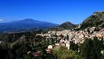 이태리 시칠리아섬의 타오르미나를 여행하자