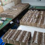 트리니티 White LED 리콜 팬 발송과 판매 재개