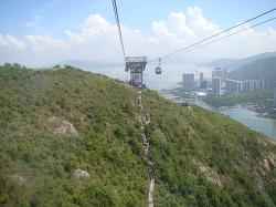 (2012년 늦은 여름 휴가..홍콩&마카오)세번째 홍콩 방문, 처움 가본 옹핑 360