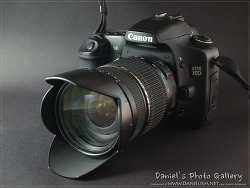 Canon EOS 30D & Tamron SP AF 28-75mm F/2.8 XR Di LD Aspherical (IF)