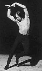 섹시하고 정열적인 플라멩코 몸짱 댄서, 호아킨 코르테스