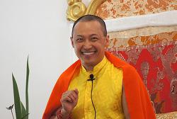 """티베트 사쿙 미팜 린뽀체, """"카르마를 이해하라"""""""