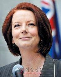 비혼에 출산 거부한 열혈 페미니스트, 호주 역사상 첫 여성 총리