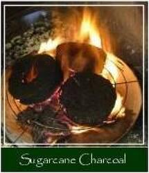 Sugarcane Charcoal