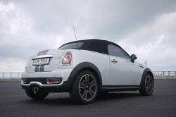 R59 MINI coupe S Roadster