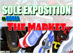 "SOLE EXPOSITION ""The Market"" - 스니커 마켓"