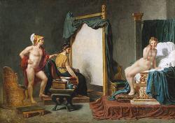 연인을 양보한 대인배 '알렉산더 대왕'