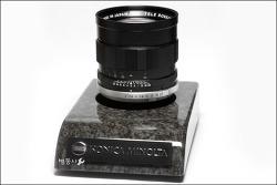 MINOLTA Lens stand, D-SLR display stand