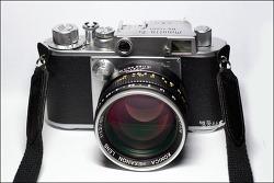Minolta 35 & HEXANON 60mm 1.2