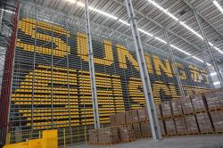 중 가전유통사 쑤닝의 당일배송, 97.8%를 만든 물류망