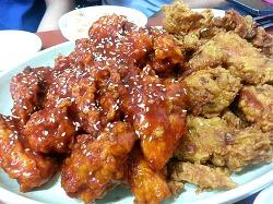 [부산 거제리]똑쉐프의 33번째 맛집!!!안동통닭/장터이모통닭!!!