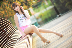 서서울 호수 공원에서 담아본 그녀 MODEL: 연다빈 (11-PICS)