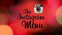 인스타그램으로 모든 메뉴의 음식 사진을 보여주는 Comodo NYC 레스토랑의 인스타그램 메뉴(The Instagram Menu)