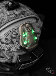 [Strobe] HEL-STAR 6®Gen III Helmet Mounted, Multi-Function Light preview.