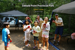 토론토 근교여행 Sibbald Point Provincial Park (2015.07.11)