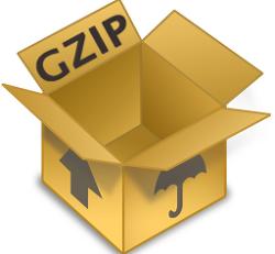 웹 서비스에서 GZIP 압축해서 데이터 보내기