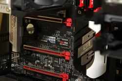 950 Pro 발열 열화상카메라 성능 저하 테스트