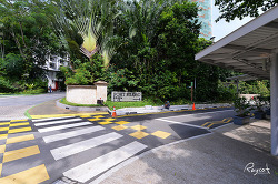 싱가포르 역사가 있는 센토사 포트 실로소