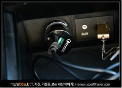 차량용 급속 충전기 퀵차지 3.0 지원 AUKEY CC-T7