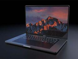 맥북프로(MacBook Pro)의 새로운 컨셉트?