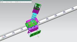 신형 타임랩스전동달리 TS-4 SLIDER+PAN+TILT