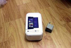 HTC 8X (윈도우폰 8)  개봉........
