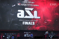 KT 기가 인터넷 ASL 시즌3 결승전 취재. 이영호의 완벽 우승