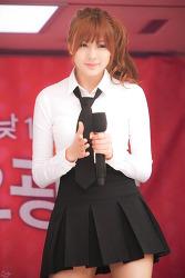 140411 이소라의 가요광장 에이핑크(A pink) 오하영 (6-PICS)