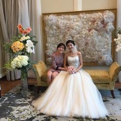 하나 결혼식에서 (2016.09.24)