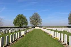 [아라스] 비미 캐나다 군인묘지