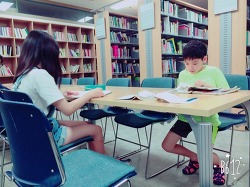 여름 피서지 도서관 낙찰 (2016.08.13)