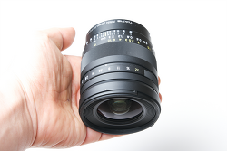 소니 미러리스 카메라 초광각렌즈 TOKINA FIRIN 20mm F2 리뷰