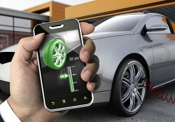 타이어공기압경고장치(TPMS) ,타이어공기압 측정방법 & 차량별 적정 타이어 공기압 주입,확인 방법